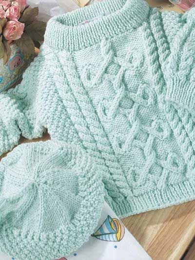 Knitting Baby Clothes : Babies clothes boys and celtic knots on pinterest