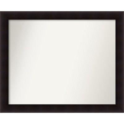 Amanti Art Portico Wall Mirror Size: