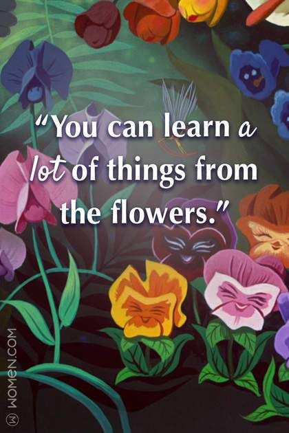 You Can Learn A Lot Of Things From These 15 Alice In Wonderland Quotes - Women.com