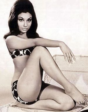 Sharmila Tagore - the first Indian beauty to don a bikini on the silver screen