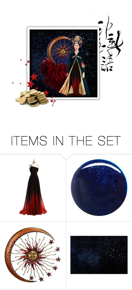 """Untitled #127"" by tara-omar ❤ liked on Polyvore featuring art"