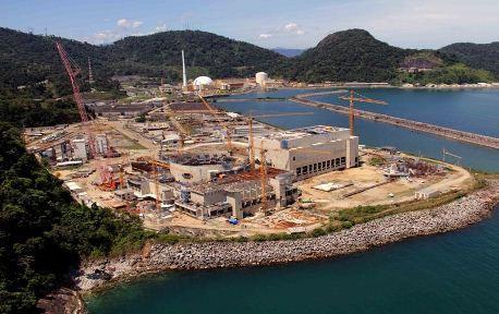 Angra 3 construction 460 (Eletronuclear)