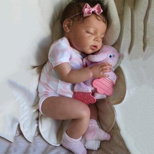 reborn baby by eugenia