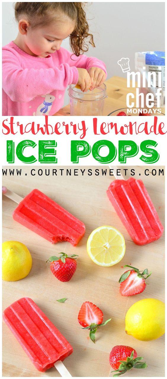 Mondays, Strawberry lemonade and Agaves on Pinterest