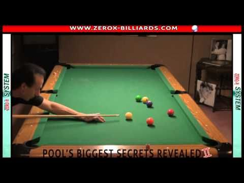 pool playing instruction videos