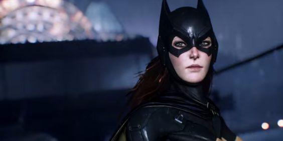 Batgirl Arkham Knight DLC