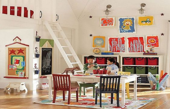 Pinterest the world s catalog of ideas for Cool playroom designs