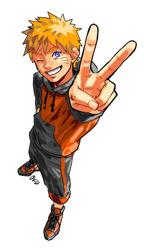 Anime Characters Jumpsuit : Naruto uzumaki pictures and peace on pinterest