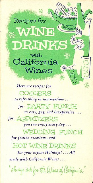 California Wines: Wine & Drinks | Flickr - Photo Sharing!