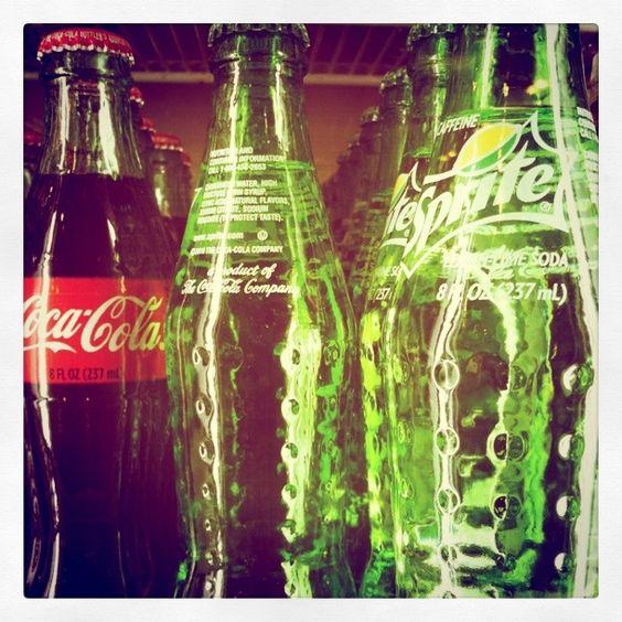 Coca & Sprite