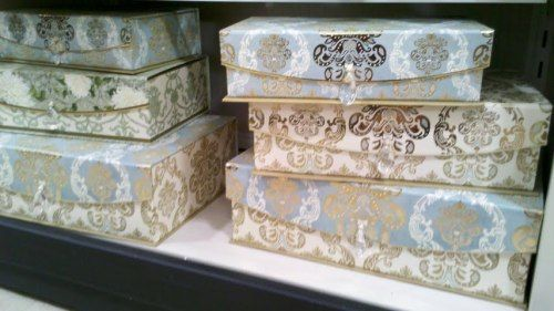 Paisley Boxes www.figleaves.com #SS13TRENDS