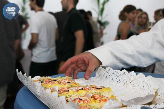 Fotografías de la comida de verano 2012 en el Parque científico y de la innovación TecnoCampus, donde estamos ubicados.