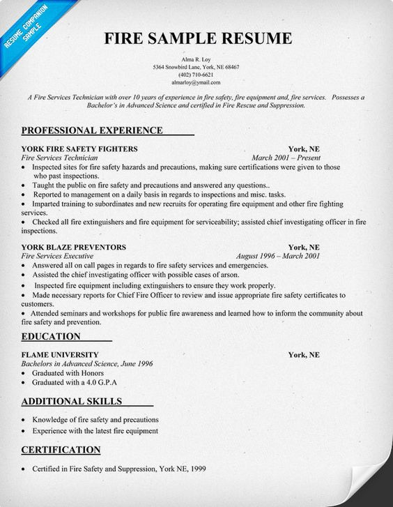 resume resume examples and resume templates on pinterest