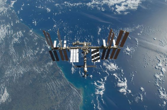 ISS könnte laut NASA in Privatbesitz übergehen