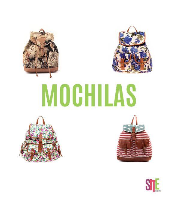 Que tú regreso al cole no sea tan aburrido,acá te dejamos una nueva propuesta de mochilas    #mochilas #tips #sitemgazine #moda