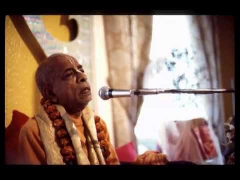 Srila Prabhuada speaks: Don't Try To Separate Laksmi From Narayana