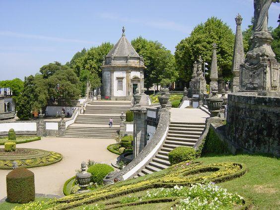 Imagens de Portugal - Guimarães