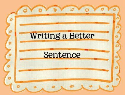 "PreK+K Sharing: ""Better Sentences from Preschoolers"" (writing, asking questions) KUDOS!!!!"