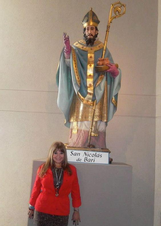 Nicolás de Bari: 6 de diciembre! Prosperidad y abundancia para todos! Patricia Gallardo. El Color Comunica. http://patriciagallardo.com