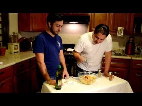 CHEF YVENS ( Receta de papas cambray al horno ) - YouTube
