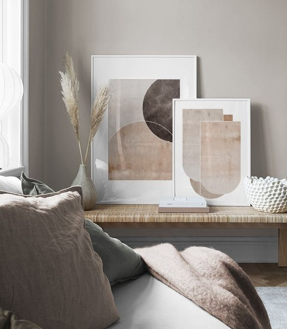 Inspiration Fur Schone Wohnzimmer Bilderwand Mit Postern Schone Wohnzimmer Dekoration Wohnung Wohnzimmer Einrichten