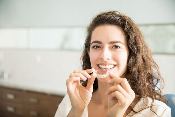 Invisalign Braces for Teeth Straightening