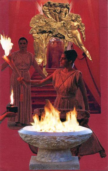 Temple Of Hestia  Greek Mythology • Hestia  Pinterest ...