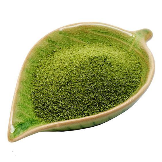 Các cách trị nám với bột trà xanh hiệu quả không ngờ