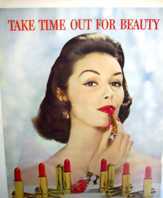 Retro Avon Cosmetics  Magazine Advertisment by mamiezvintage, $5.95