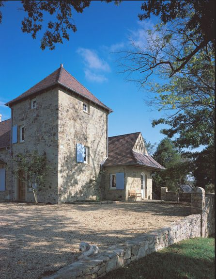 Neumann-lewis-buchanan-architects-architecture-cottage-french-country