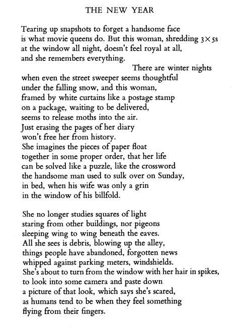 Essays on poems