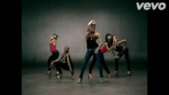 Dancing Fergie