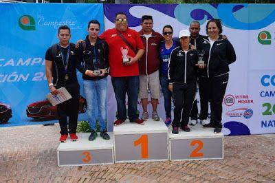 Alberca Olímpica se queda con el triunfo en la Copa Campestre de Natación 2016…