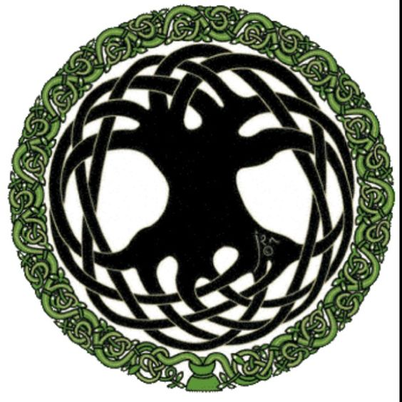Celtic Tree of Life: