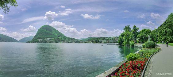 Lugano by Silvio Prahl on 500px