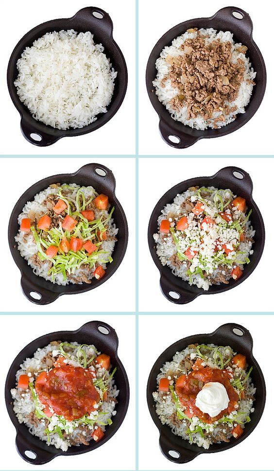 """""""Takoraisu"""" (Taco rice), is a popular Okinawan dish invented in the 1960s by a Japanese chef who took the idea of tacos, so popular among the American military stationed on Okinawa, and combined it with rice, a staple item in the Okinawan diet. The dish has since become one of the most well-known Okinawan dishes. Its popularity has also spread into other parts of Japan. .  . . looks good to me!"""