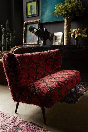 Living room, Wild Bill by Abigail Ahern
