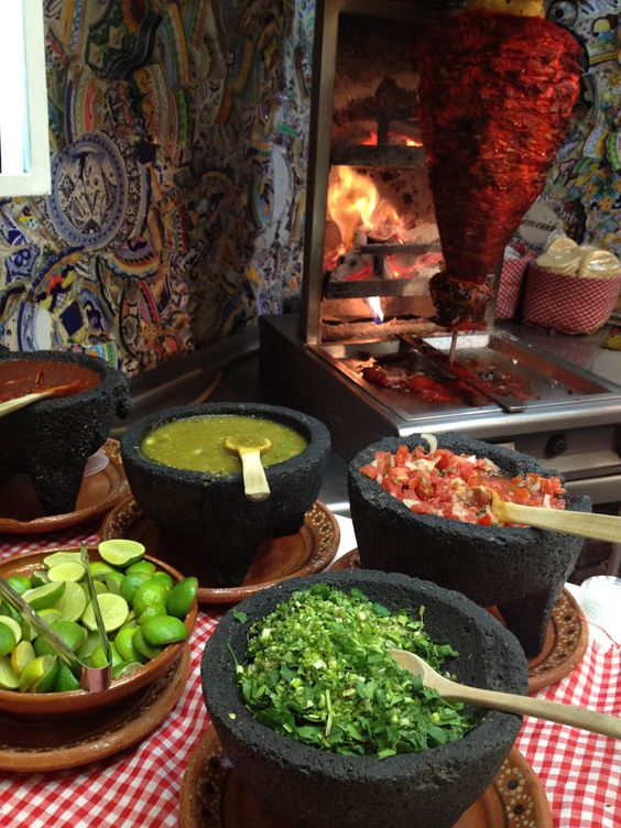 "accras: ""bkpkme: ""How to spend 13 Gastronomic Hours in Mexico City! "" Salsa """