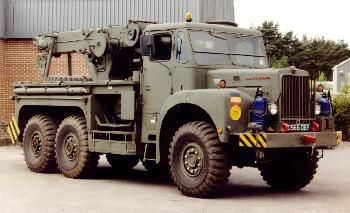 Leyland Recovery Unit
