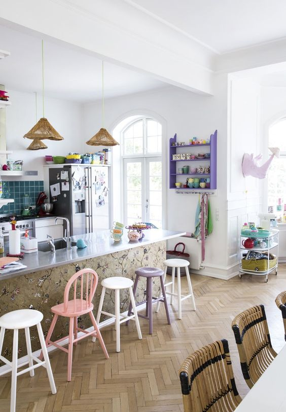 Charlotte Gueniau interior - Rice | Boligmagasinet.dk