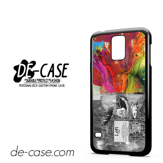 Left Or Right Brain DEAL-6389 Samsung Phonecase Cover For Samsung Galaxy S5 / S5 Mini