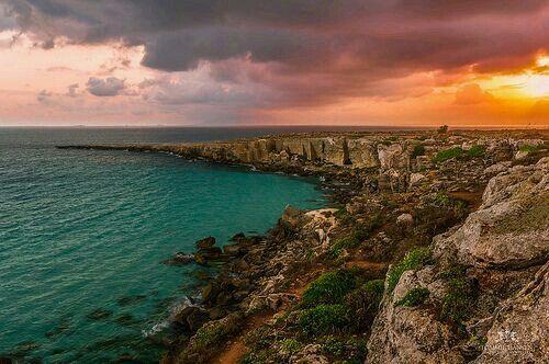 Favignana island, Sicily (Italy)