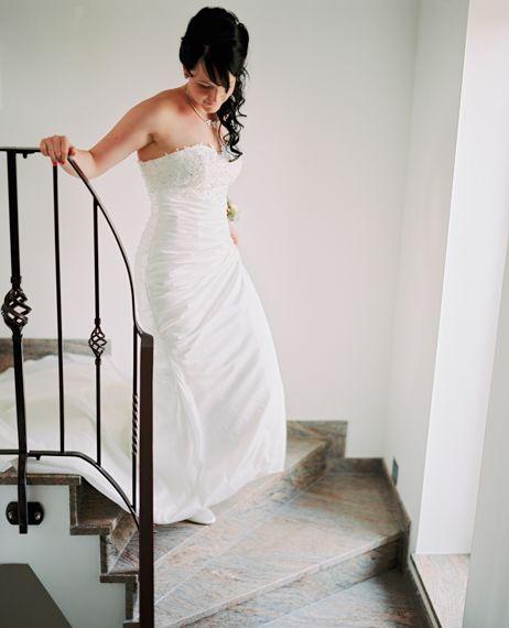 wedding shoot   Brandenburg, Germany #filmphotography #hochzeitsfotograf #pentax6x7 #kodakportra400 #softwindowlight #bride