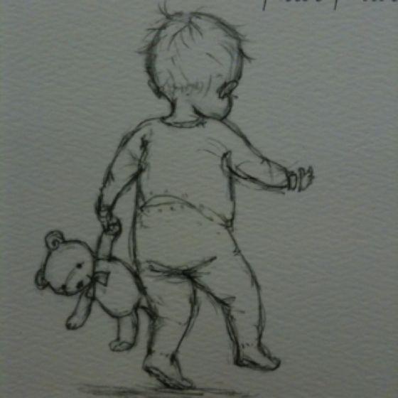Adorable sketch