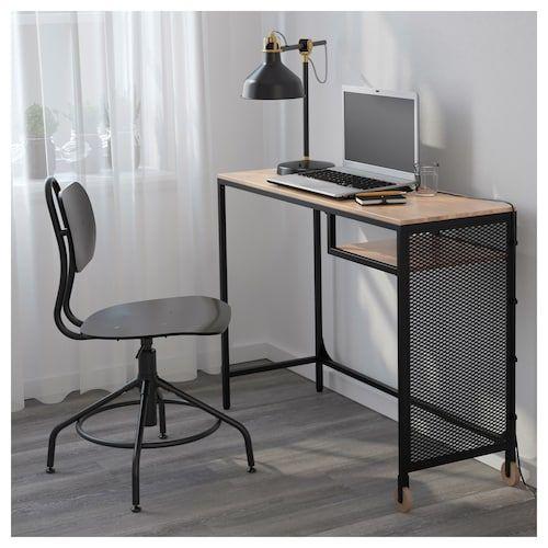 L'iniziativa, esperita dal 30 agosto al 3 settembre. Fjallbo Laptop Table Black 393 8x141 8 100x36 Cm Ikea Scrivania Rustica Idee Ikea Idee Arredamento Camera Da Letto