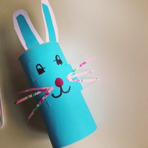 Articles and bricolage on pinterest - Rouleau patte de lapin ...