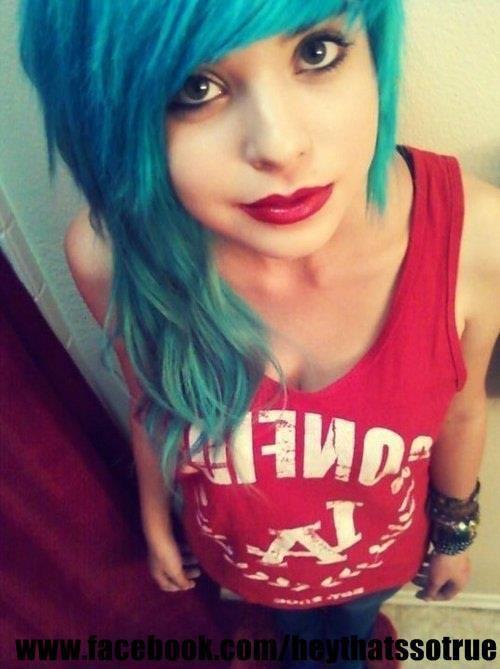 Luv her hair!!!!!
