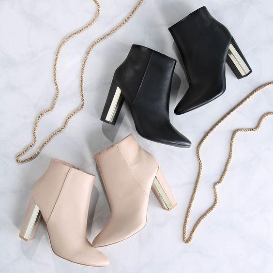 Brilliant Casual High Heels