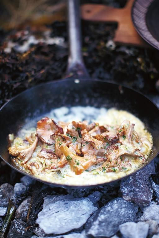 creamy mushrooms | Jamie Oliver | Food | Jamie Oliver (UK)  One starter for Xmas Day