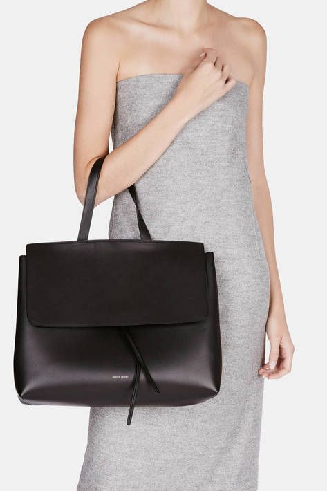 celine totes sale - Mansur Gavriel �� Large Lady Bag Black/Ballerina | Ladies Bags ...